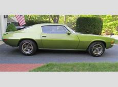 Hemmings Find of the Day – 1970 Chevrolet Camaro Z28