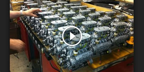 Small But Powerful Engines by 1 4 Stinger 609 V8 Engine Small Like A Bee Strong As A