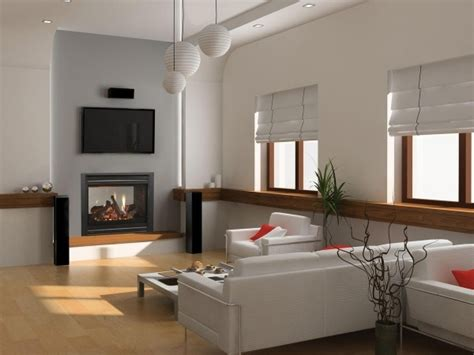 electric fireplace  small living room zion star
