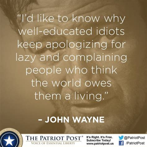 Best John Wayne Quotes Ideas And Images On Bing Find What You Ll
