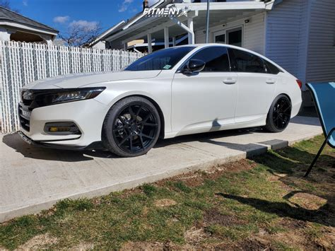 Accord 2020 rims play an imminent role in the riding quality and performance of the vehicle, hence has to be selected very carefully with all the considerations in mind. Wheel Offset 2020 Honda Accord Flush Lowering Springs ...