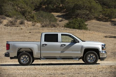 2016 Chevrolet Silverado Pictures And Images  Gm Authority