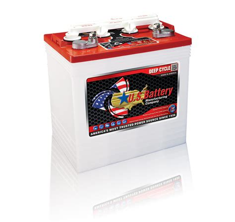 usvgc  battery  volt golf cart battery