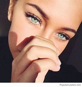 natural makeup blue eyes - Style Guru: Fashion, Glitz ...