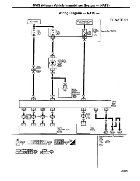 Repair Guides Electrical System Nvis Nissan