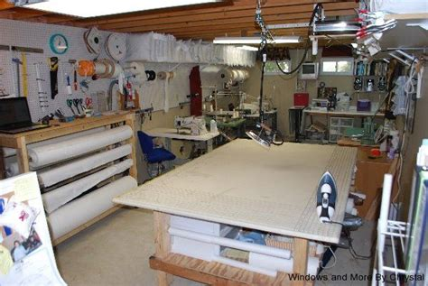 Upholstery Workroom by New Workroom 3 Home Commercial Sewing Workroom Craft