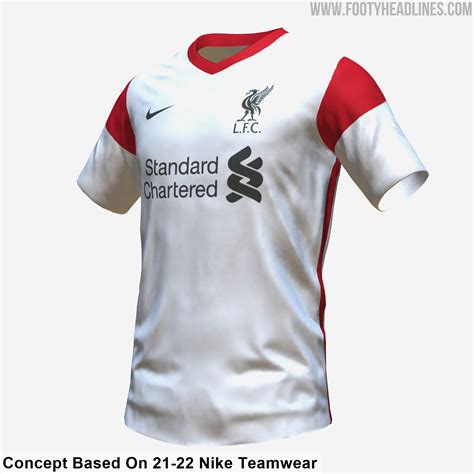 Buy at liverpool store buy at nike.com. Nike Liverpool 21-22 Home, Away & Third Kits If Based On Teamwear - Footy Headlines