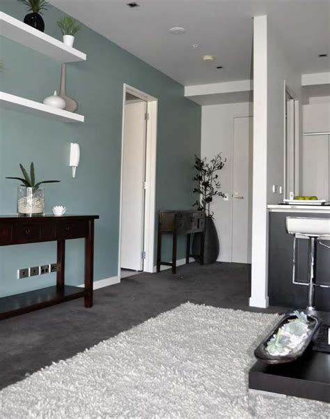 wall grey colors room feature colours resene bedroom paint living schemes gray dining contrasts rooms dark pop contrast colour metamorphis