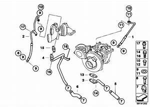 Original Parts For E60 535d M57n Sedan    Engine   Oil