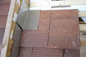 Comment Poser Une Charnière Plate : jonction entre toiture en tuile et tole 11 messages ~ Dailycaller-alerts.com Idées de Décoration