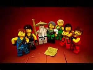2015 LEGO Ninjago All Characters