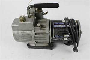 Yellow Jacket 93460 Super Evac Pump