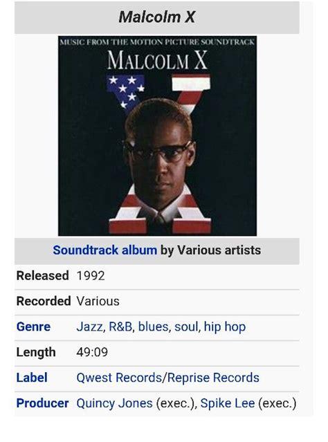 foto de Malcolm X quotes YouTube 3 Movie Film Cinema Drama