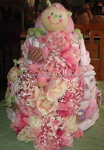 111 Best Images About Diaper Cakes On Pinterest