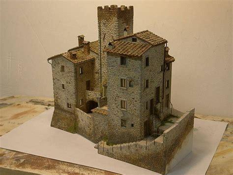 bottega dei plastici  realizzare il castello