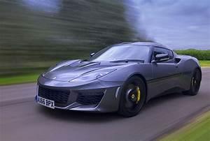 Der Evora ist das schwerste Modell im Lotus-Programm. Mit ...