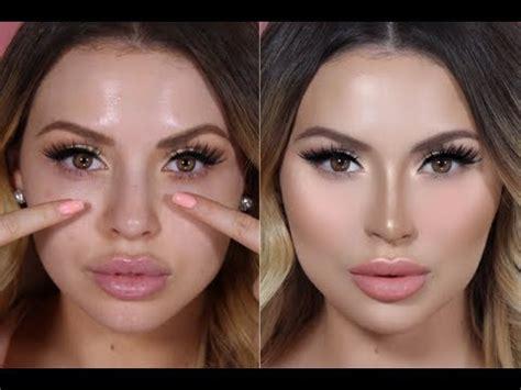 Коррекция носа макияжем техники и приемы контурирования . russian beauty