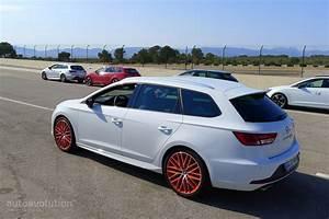 Seat Leon Cupra : 2015 seat leon st cupra review autoevolution ~ Medecine-chirurgie-esthetiques.com Avis de Voitures