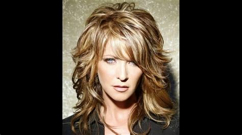 Layered haircuts for women with medium length hair YouTube