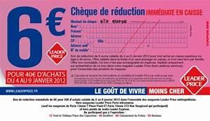 Bon De Reduction Lustucru : bons de r duction leader price et casino ~ Maxctalentgroup.com Avis de Voitures