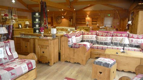 rapido canapé meubles les autanes deco montagne fabrique banquette