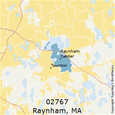places    raynham zip  massachusetts