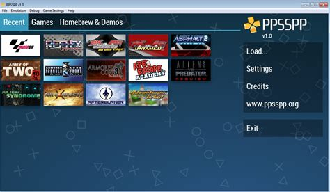 ppsspp gold windows emulator rillprocde