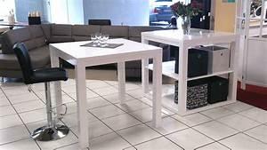 Tisch Weiß Hochglanz : bartisch tisch spizy hochglanz wei warentr ger 100x100 ~ Eleganceandgraceweddings.com Haus und Dekorationen