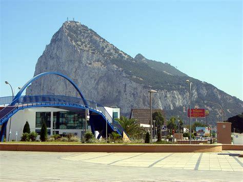 Filegibraltar, From La Linea De La Concepcionjpg