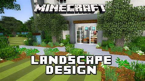 modern garden minecraft gardening decoration trends   home