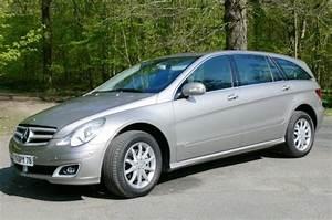 Mercedes Monospace : le mercedes classe r 320 cdi en images ~ Gottalentnigeria.com Avis de Voitures