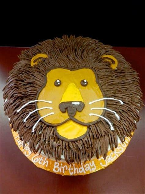ideas  lion king cakes  pinterest lion