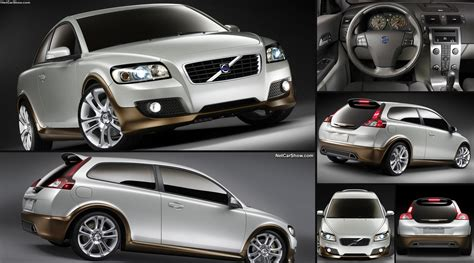 volvo  design concept  pictures information