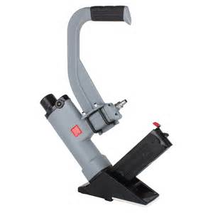 flooring nail secret stapler gun hardwood nailer heavy duty ebay