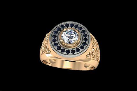 Мужские печатки из золота - купить недорого золотой перстень..