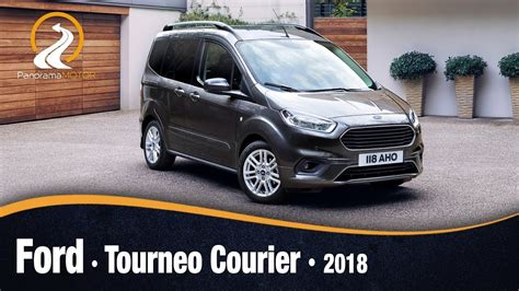 ford tourneo courier 2018 ford tourneo courier 2018 informaci 243 n review en espa 241 ol