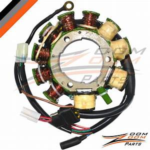 1999 2000 Arctic Cat Zl 500 Efi Magneto Stator Charging Coil Snowmobile