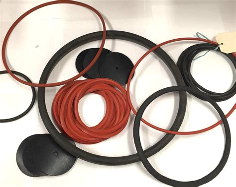 Coatings For Rubber Gaskets