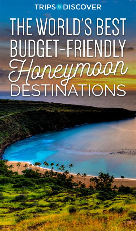 15 Of The Best Budgetfriendly Honeymoon Destinations