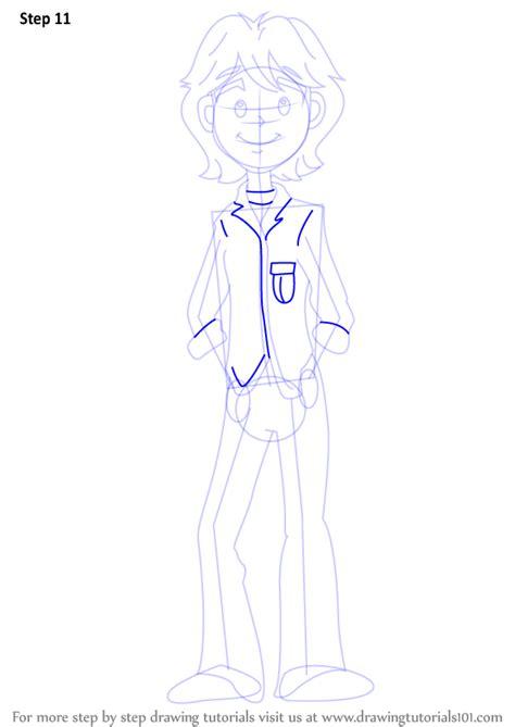learn   draw brandon roberts  dork diaries dork