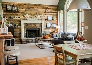 20 Best Rustic Chic Living Rooms that You Must See - The