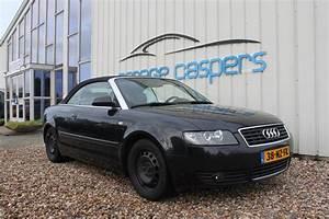 Garage Audi Occasion : occasion audi a4 cabriolet cabrio benzine 2004 zwart verkocht garage caspers ~ Gottalentnigeria.com Avis de Voitures