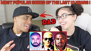 My Dad Reacts To Most Popular Rap Songs Of The Last 10