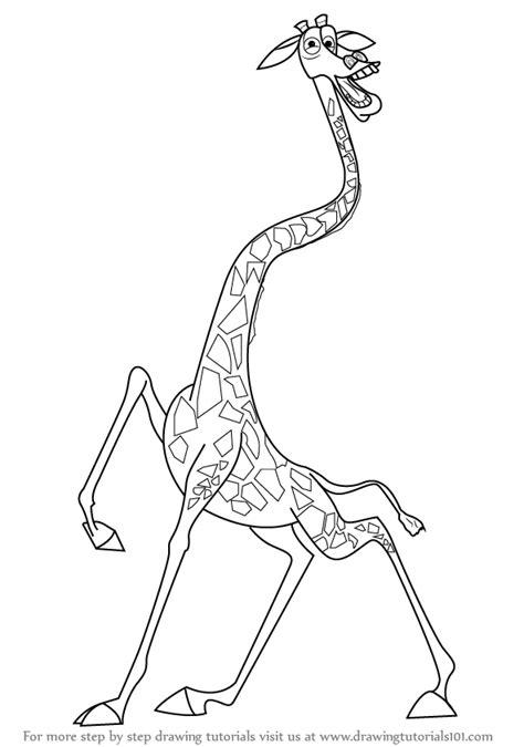 step  step   draw melman  giraffe