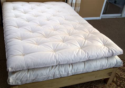 standard eco pure wool mattress topper   usa wool