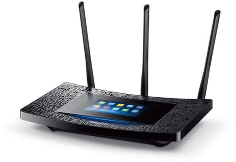 wlan router kaufen tp link router 187 touch p5 ac1900 dualband gigabit wlan