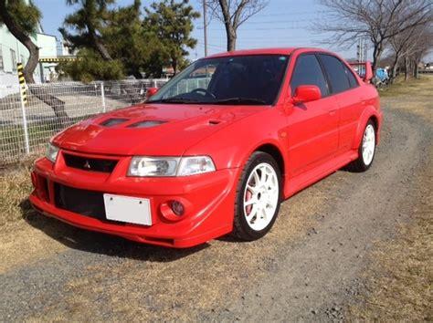 2000 Mitsubishi Lancer Evolution For Sale by Mitsubishi Lancer Evolution 6 Tommi Makinen Edition 2000