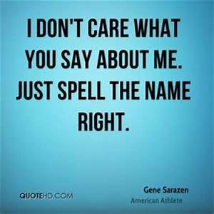 Gene Sarazen Quotes | QuoteHD