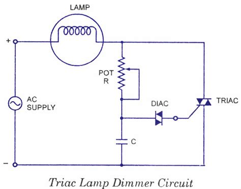 l dimmer using triac gt circuits gt diac applications l37045 next gr
