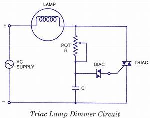 Controlling Triac Using Digital Pot For A 220v 500w Dimmer